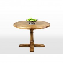 Wood Bros Chatsworth Round Dining Table