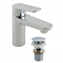 Casa Panama Mini Basin Mixer, Chrome