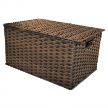 Casa Woven Storage Medium, Brown
