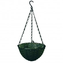Casa Hanging Basket Small, Grey