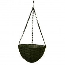 Casa Hanging Basket Medium, Grey