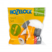 Hozelock Fittings And Nozzle Grab Bag Starter Set