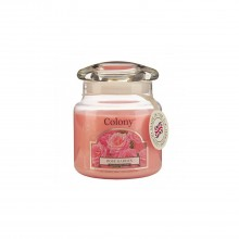 Colony Wax Filled Classic Jar Rose Garden