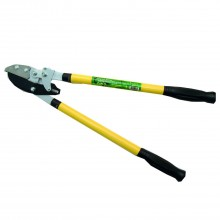 Black Spur Telescopic Ratchet Loppers, Yellow