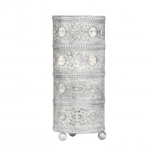 Marley Table Lamp, Ivory