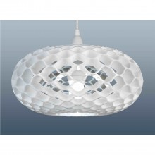 Loren Ceiling Shade, White