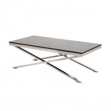 Casa Zara Coffee Table Coffeetable, Silver
