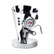 Bugatti Espresso Machine, Chrome