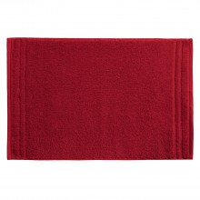 Vossen Vienna Super Soft Guest Towel, Ruby