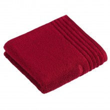 Vossen Vienna Super Soft Hand Towel, Ruby