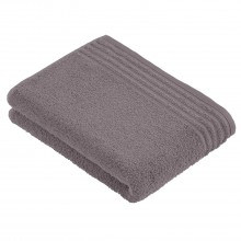 Vossen Vienna Style Super Soft Bath Sheet, Pebblestone