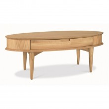 Casa Milton Coffee Table With Drawer