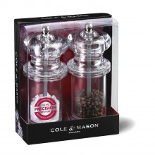 Cole & Mason 505 Salt And Pepper Mill Set