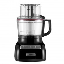 KitchenAid 2.1 Litre Food Processor, Onyx Black