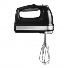 KitchenAid 9 Speed Hand Mixer, Onyx Black