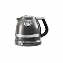 Kitchen Aid 1.5 Litre Jug Kettle, Medallion Silver