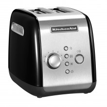 Kitchenaid 2 Slot Toaster, Onyx Black