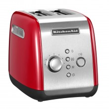 KitchenAid 2 Slot Toaster, Empire Red