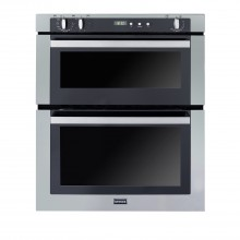 Stoves Seb700fps Double Oven 60cm, Stainless Steel