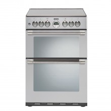 Stoves Sterling 600df 60cm Cooker 60cm, Stainless Steel
