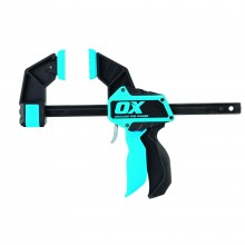 Ox Pro 150mm Heavy Duty Bar Clamp