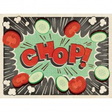 Joseph Joseph Comic Chop Worktop Saver