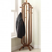 Jual Curve Coat Stand Cabinet