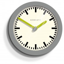 Newgate Clocks Andromeda Clock, Clockwork Grey