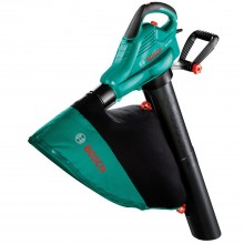 Bosch ALS2500 2500w Garden Vaccum, Green and Black
