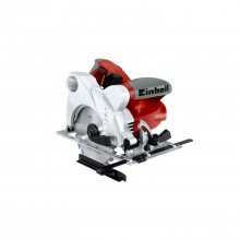 Einhell Red 1200w Circular Saw, Black