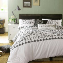 Emma Bridgewater Black Toast Single Duvet Cover