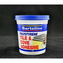 1kg Polystyrene Tile And Cove Adhesive