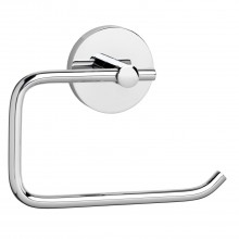 Croydex Romsey Toilet Roll Holder, Silver