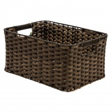 Casa Med Woven Storage, Brown