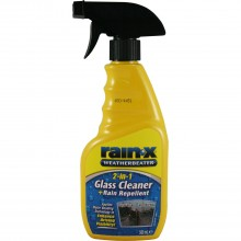 Rain X 2in1 Glass Cleaner And Rain Repellent