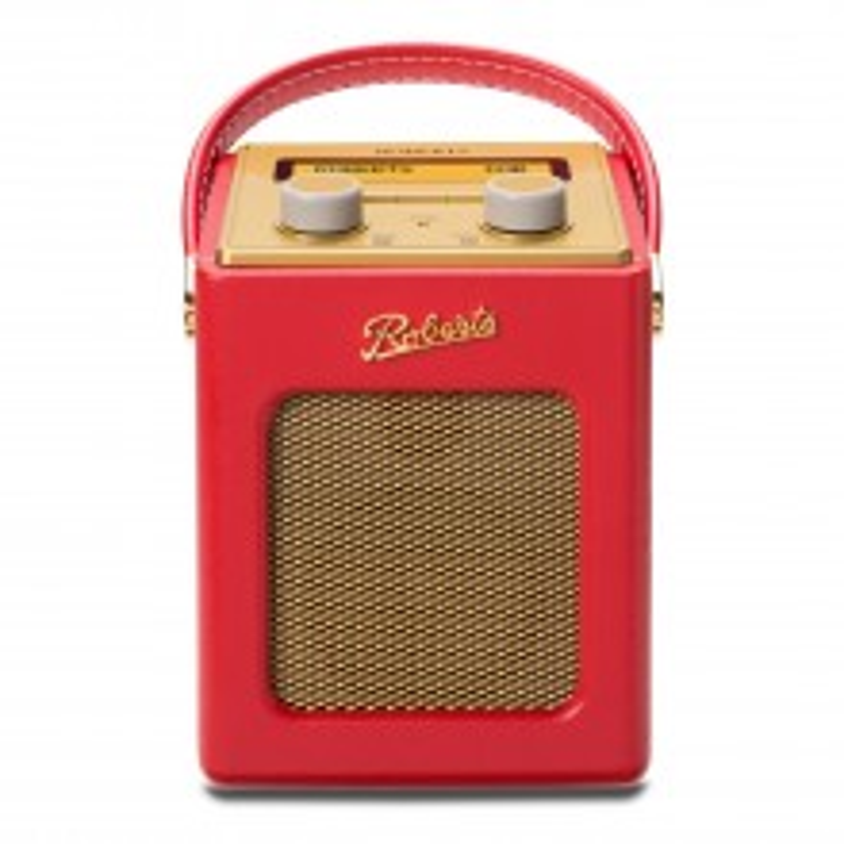 Roberts Mini Revival Radio, Red