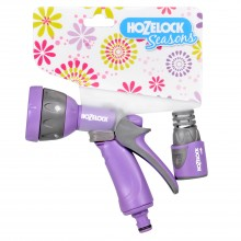 Hozelock Multispray Gun & Fitting Set, Purple