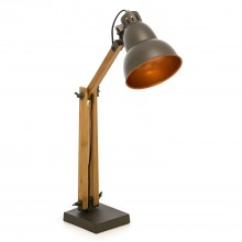 Pixar Table Lamp, Grey