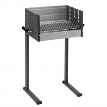 Dancook 7000 Charcoal Barbecue, Silver
