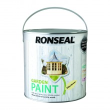 Ronseal 2.5l Garden Paint, Elderflower
