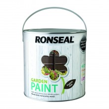 Ronseal 2.5l Garden Paint 2.5l, English Oak