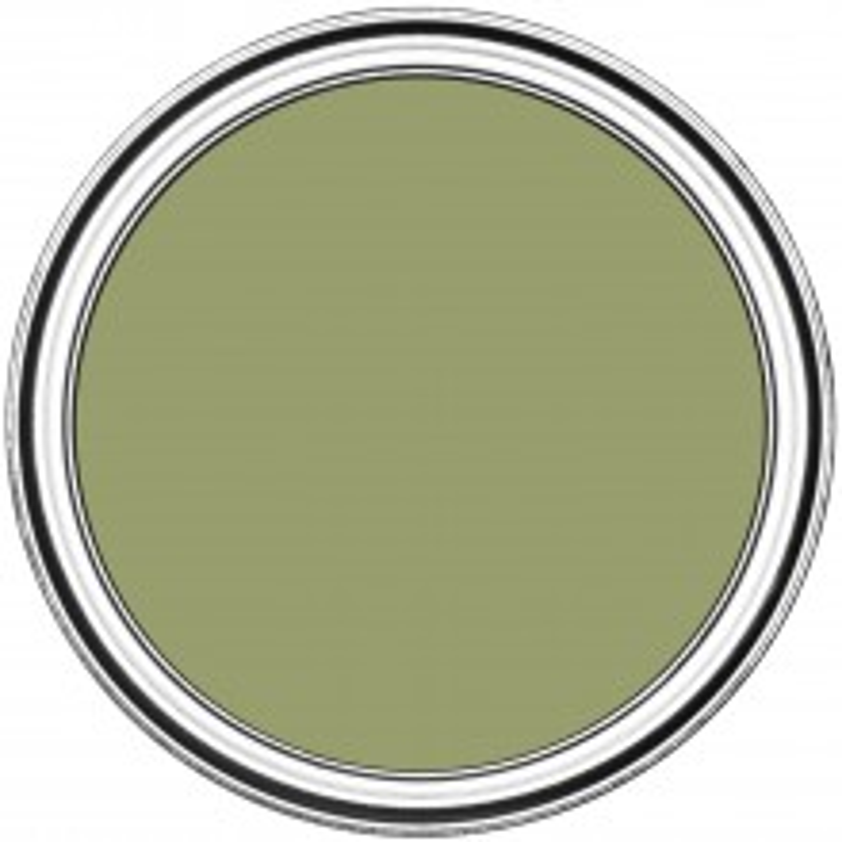 Rustoleum Chalky Furniture Paint 125ml, Sage Green
