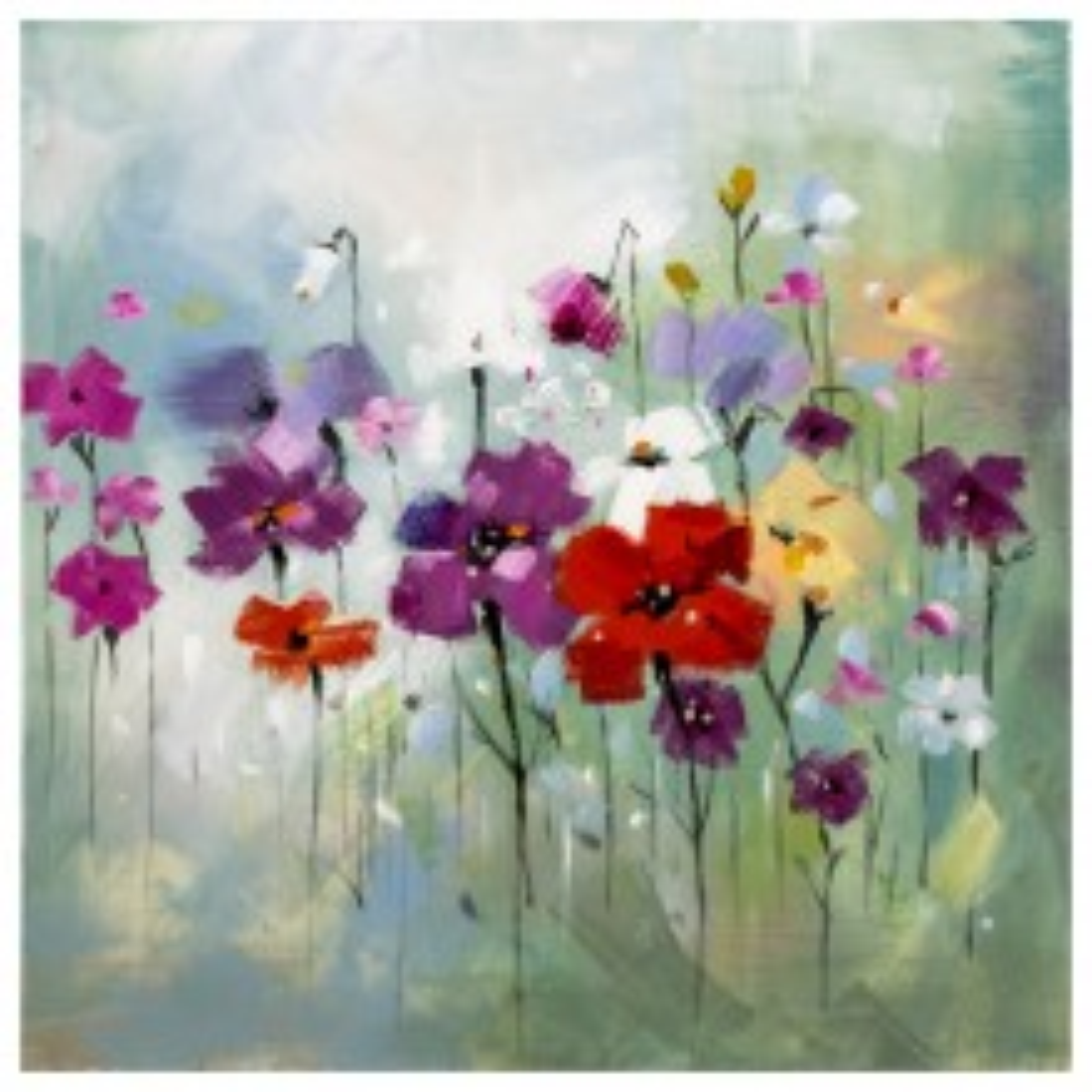 Casa Flower Scene