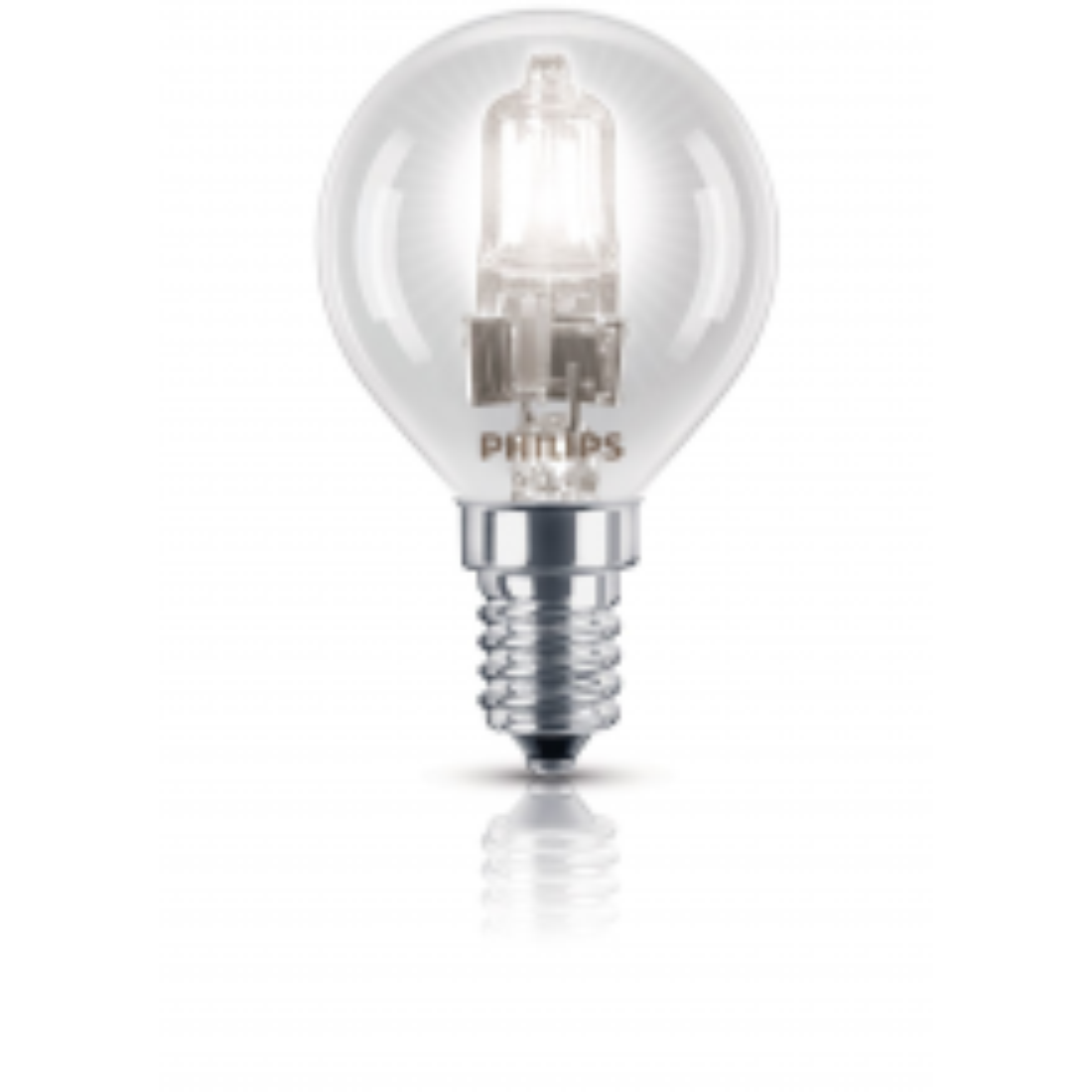 Philips Ecoclassic 42w E14 Lustre Bulb, Warm White