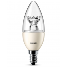 Philips Led 4W E14 Bulb, Warm White