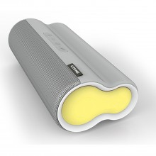 Otone Blufiniti Portable Bluetooth NFC Speaker, Yellow