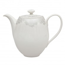 Monsoon Filigree Silver Teapot