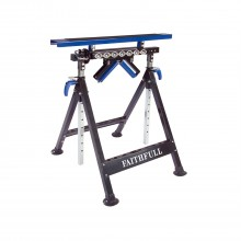 Faithfull 4 In 1 Roller Stand & Trestle