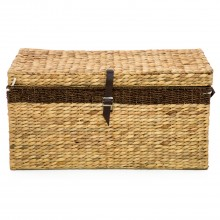 Casa Seagrass Trunk Large, Brown