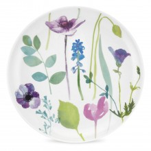 Water Garden Coup Side Plate